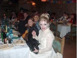Halloween Party in Sighisoara Citadel