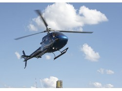 Champagne flight VIP – Helicopter Flight for 2