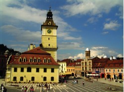 City Break in Brasov at a 3-star hotel for 2