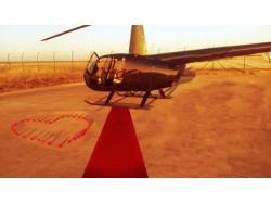 Romantic flight – Helicopter flight for 2