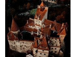 Royal lunch at Dracula's Castle and limousine