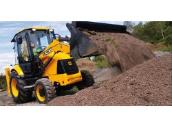 Big Boys' Toys – Multifunctional excavator experience in Cluj-Napoca