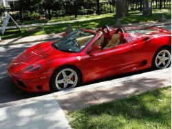 Test-Drive a Ferrari for a day