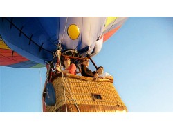 Balloon Flight in Bucharest