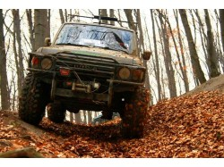 Off-Road lesson in Baia Mare for 2
